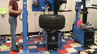 Atlas Air Operated Portable Wheel Lift