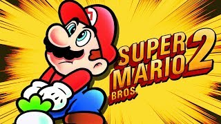ARRANCA O (N)ABO, DANADA! – Super Mario Bros 2 #3