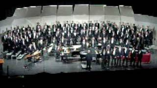 Texas All-State Mens Choir 2009- Bonse Aba