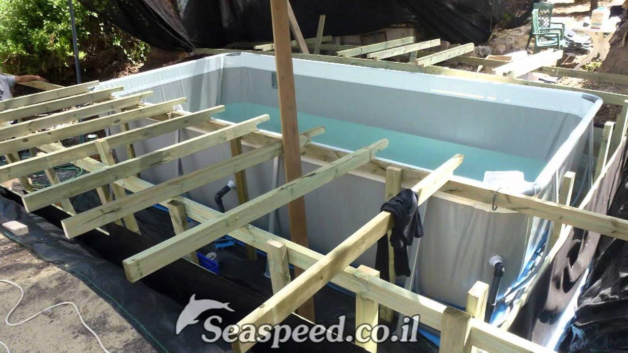 Seaspeed 560x306x125 for Piscine bois 10x5