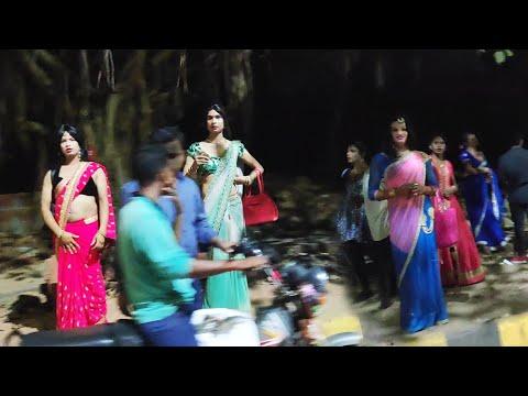Bhubaneswar Khandagiri Night Life | Bhubaneswar Airport Tour |Malisahi Bhubaneswar Night View Odisha