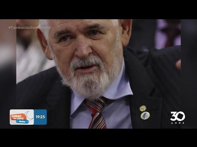 Deputado Luiz Couto testa positivo para covid -  Tambaú da Gente Noite