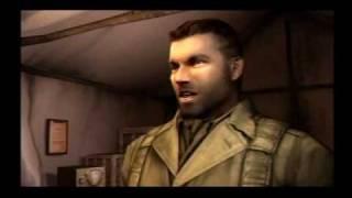 Return to Castle Wolfenstein (PS2) - 1-1 (Ras el-Hadid)