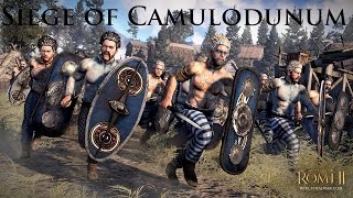 Total War: Rome 2 - Siege of Camulodunum