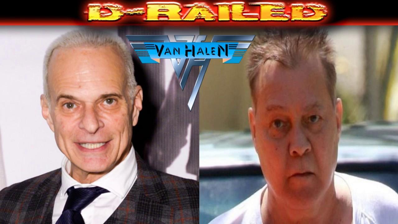 Eddie Van Halen Throat Cancer David Lee Roth Comments on ...