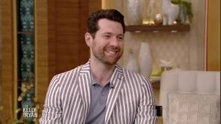 """Billy Eichner Tried to Convince People Seth Rogen Had Died on """"Billy on the Street"""""""