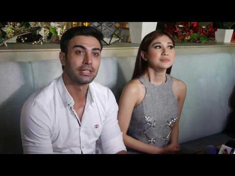 "Surprise Sheila Alexander ulang tahun Mehdi Zati pada launching single ""kau dan aku satu"""