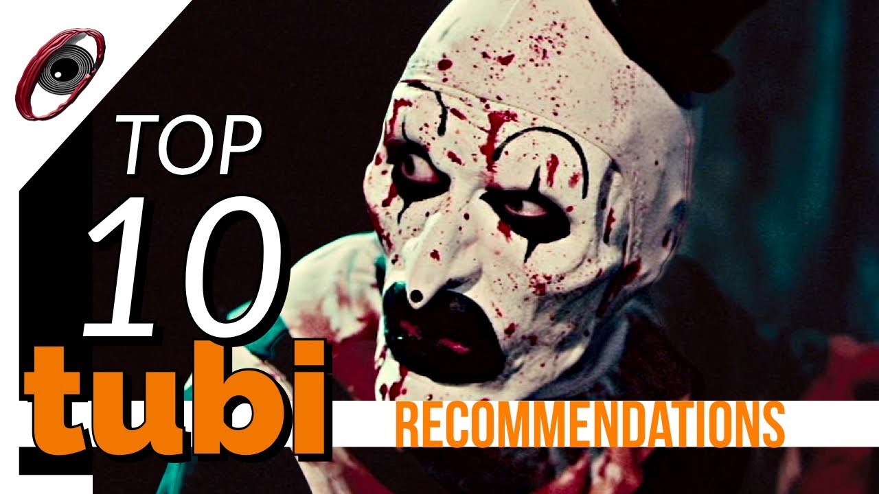 TOP 10 FREE TUBI HORROR MOVIE RECOMMENDATIONS. Streaming movies to watch. Scary movies to watch