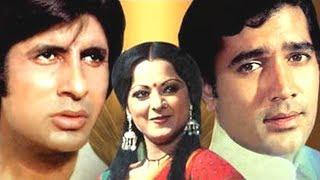 Why Rajesh Khanna refused to work with Amitabh Bachchan after Namak Haram