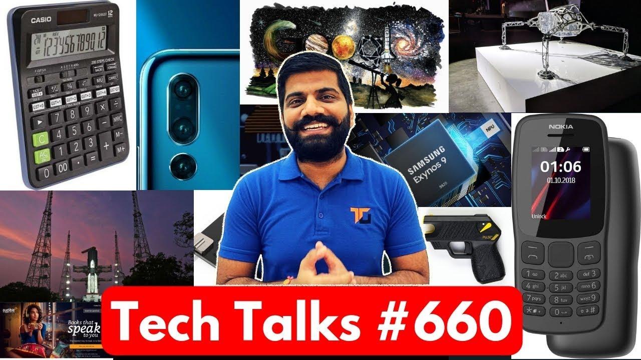Tech Talks #660 - 10 Million Subscribers, Exynos 9820, iPhone X Blast, Zenfone Max Pro M2, Nokia 106