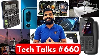 Tech Talks #660 - 10 Million Subscribers, Exynos 9820, iPhone X Blast, Zenfone Max Pro M2, Nokia 106