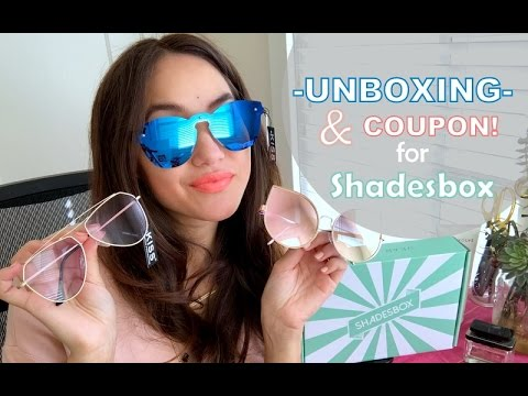 f8d25ae82b0f Shadesbox (Sunglasses) by WearMe Pro + 50% Off Coupon! - YouTube
