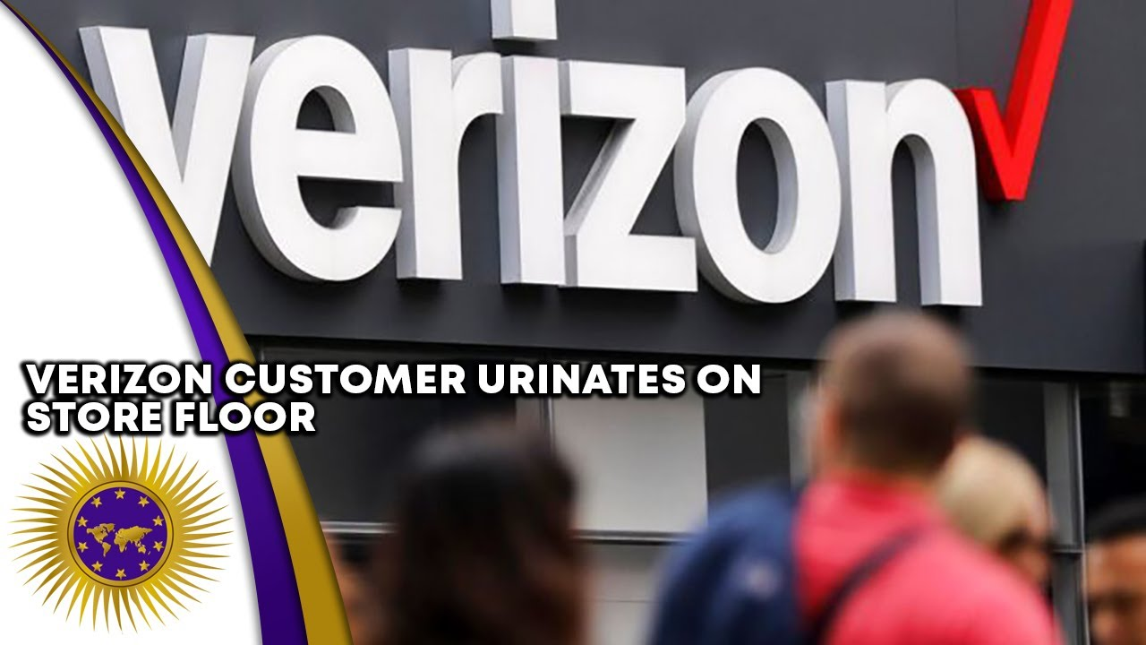 Download Verizon Customer Urinates On Store Floor After She Was Asked To Wear Mask In Store