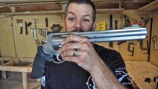 Как сильно отдача откинет пистолет, который не держат? | Разрушительное ранчо | Перевод Zёбры