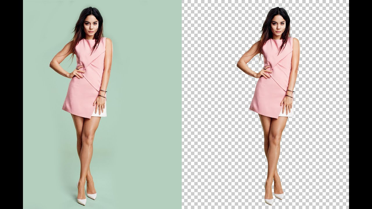 Photoshop Tutorial | How To Remove The Background Of An Image in ...