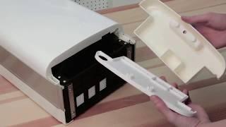 Обзор высокоскоростной сушилки для рук Electrolux EHDA/HPF 1200W