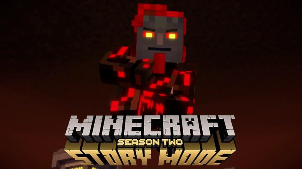 Romeo The Admin Moments Minecraft Story Mode Season 2 Youtube