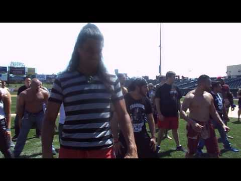 Spartcon 2015.  The Haka.