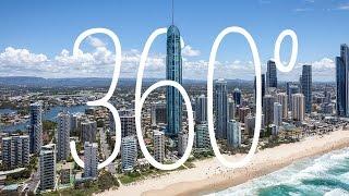 360: Gold Coast, Queensland, SkyPoint, Australia thumbnail