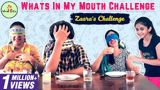 Whats In My Mouth Challenge    Friday's Special