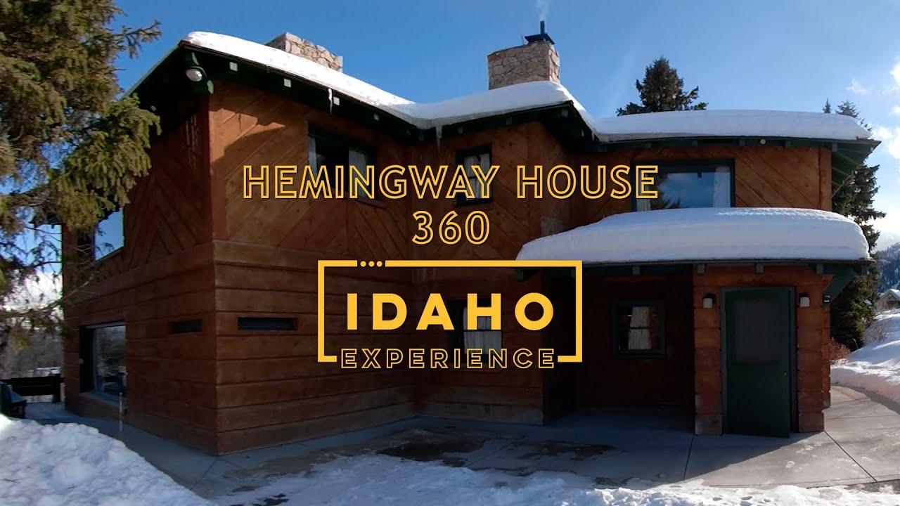 Hemingway House 360° | Idaho Experience