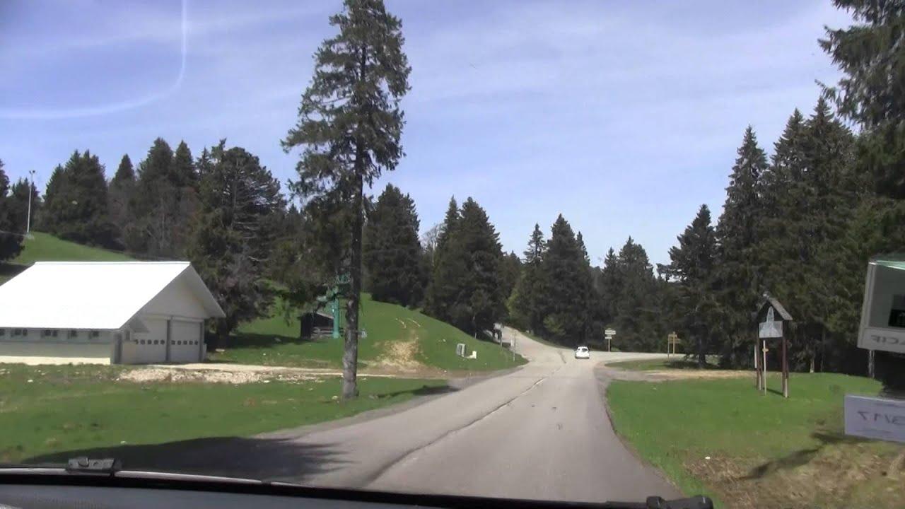 Visite du mont revard mai 2015 youtube for Mont revard
