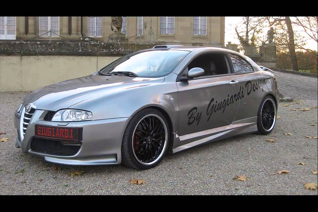 alfa romeo gt tuning youtube. Black Bedroom Furniture Sets. Home Design Ideas