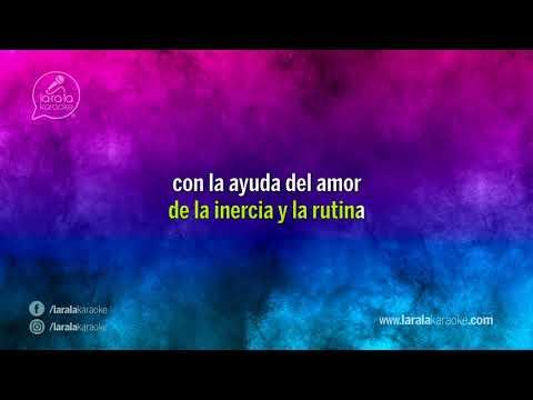 Nacho Cano - Vivimos siempre juntos - Karaoke