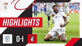 Кардифф Сити  0-1  Борнмут видео