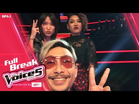 The Voice Thailand 5 - Blind Auditions - 2 Oct 2016 - Part 4