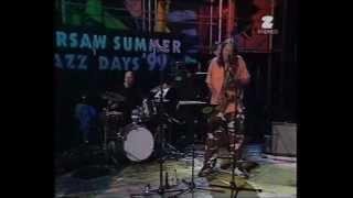 John Zorn - 3 Masada projects Live@Warsaw Jazz 99