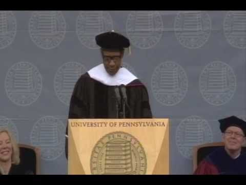 Penn's 2011 Commencement Address by Denzel Washington ...