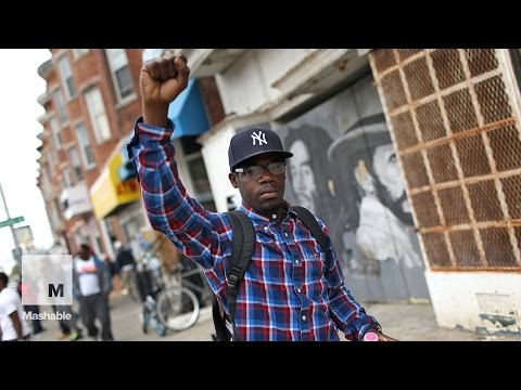 Baltimore reacts to  officers being charged in Freddie Gray's death | Mashable