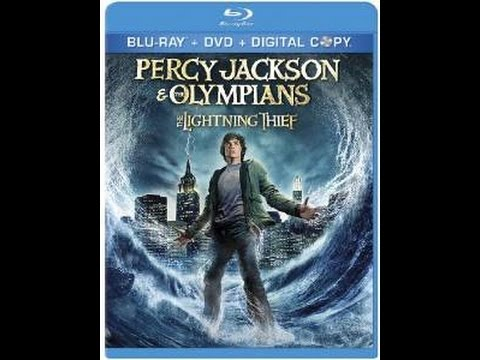 Opening To Percy Jackson And The Olympians The Lightning Thief 2010 Blu Ray 2013 Reprint Youtube
