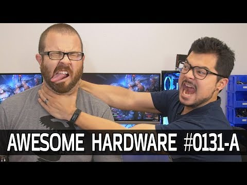 Awesome Hardware #0131-A: 8-Core 9700K Rumors, $10,000 Bitcoins & Graphene-Ball Batteries
