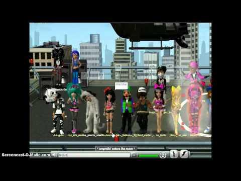 Meez My Screencast ;D