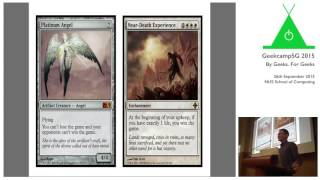 Lessons from Developing an AI to Play Magic: The Gathering by Melvin Zhang