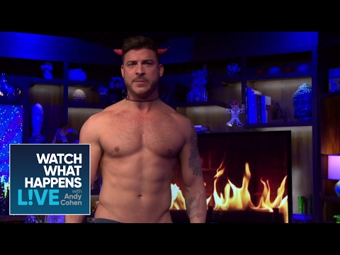 Jax Taylor Performs The Devil's Advocate  Topless Monologues  WWHL