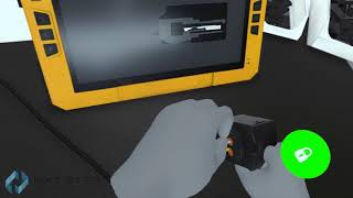 Nxt-Step Connector VR Total Door Jeep samples of great AR VR application thumbnail