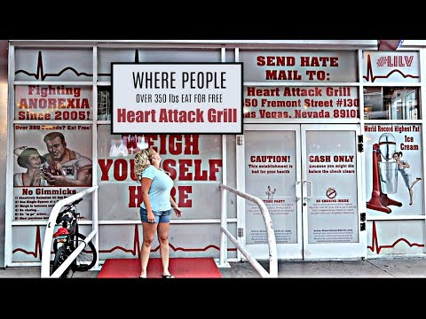We SURVIVED Heart Attack Grill!  SO MUCH FUN!
