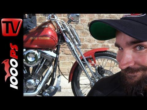 K.OTs Kustombikes: 1994 Harley-Davidson Softail Springer