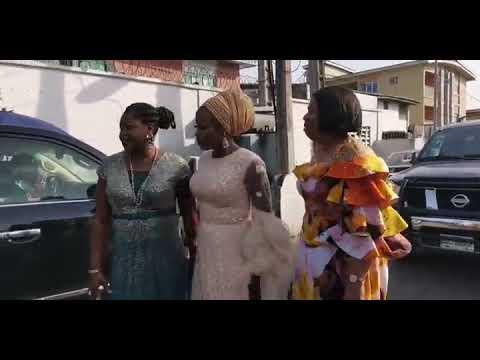 Download PROPHETESS MARY OLUBORI ARRIVING FOR THE BIRTHDAY OF CHIEF MRS FOLASHADE TINUBU-OJO