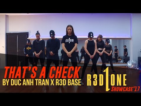 """Future """"That's A Check"""" Rehearsal & Performance by R3D BASE   Choreography by Duc Anh Tran"""