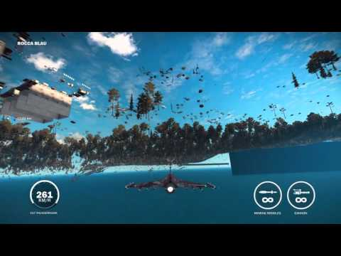 Just Cause 3 - no cheats - game bug