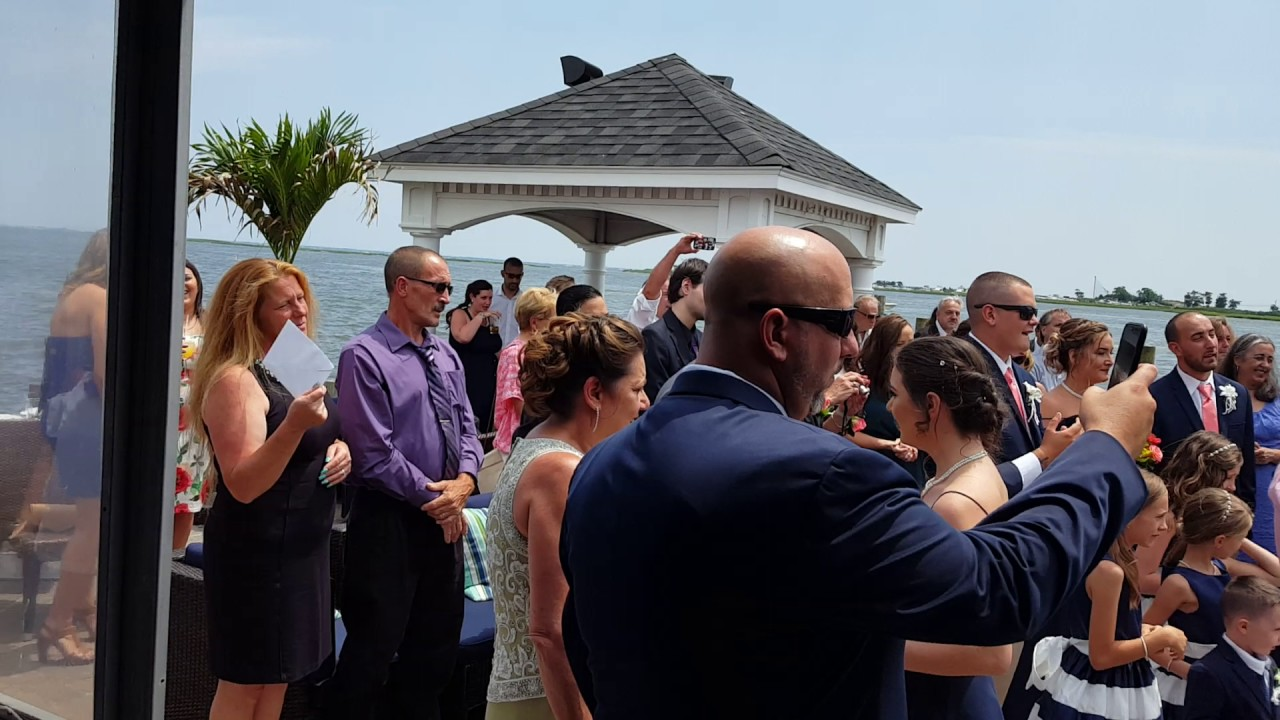 Dj Mc Wedding The View Oakdale Long Island Stan Wiest Music 631 754 0594