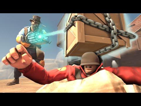 Ломаем Team Fortress 2 При Помощи Физгана из Garry's Mod thumbnail