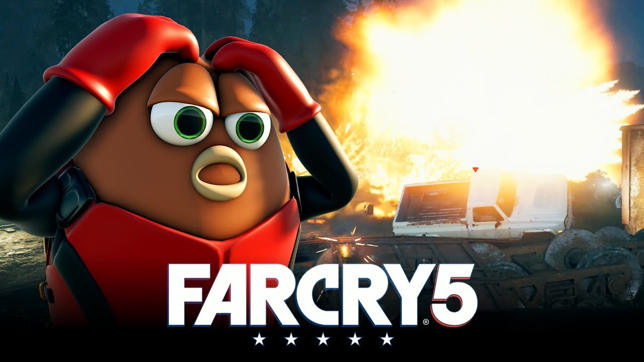 Download Killer Bean Plays FAR CRY 5 - Part 2
