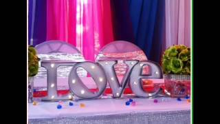 Rainbow Themed Wedding by Jadda's Exclusive Weddings, Events & Interior Decor
