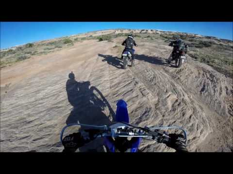 Moab, Utah Dirtbiking Trip!!