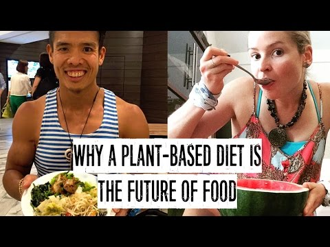 SW Ep.2: Why a plant-based diet is the future of food